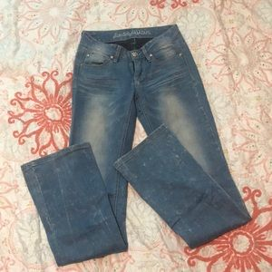 almost FAMOUS bootcut jeans